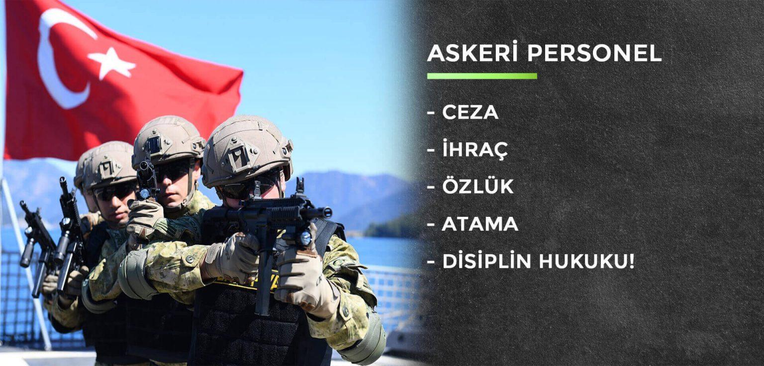 Askeri Ceza Avukatı